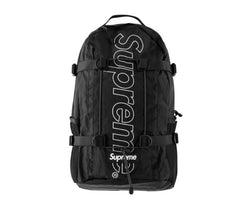 Supreme Backpack FW18 Black