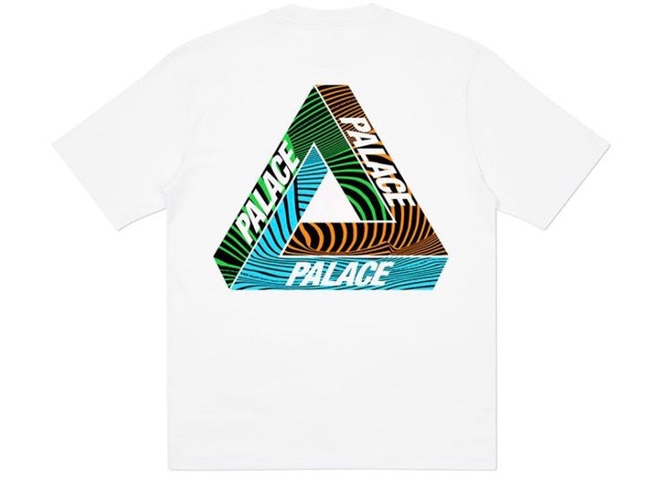 Palace Tri-Tex T-shirt White SS20