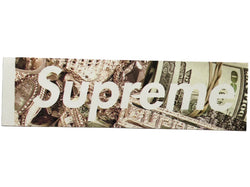 Supreme Bling Box Logo Sticker SS20