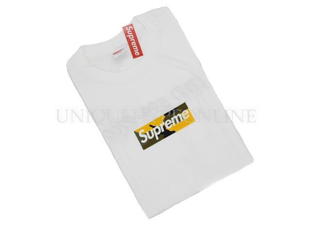 Supreme Brooklyn Box Logo T-shirt FW17 White (SPECIAL PRICE)