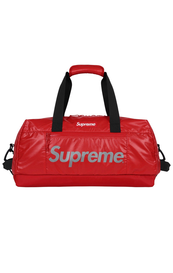 Supreme Duffle Bag FW17 Red