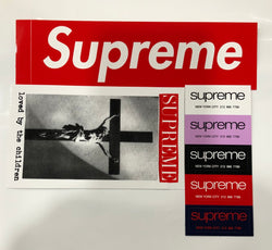 Supreme Sticker Pack of 3 SS20