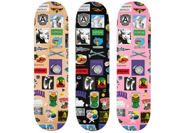 Supreme Stickers Skateboard SS21
