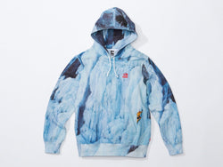 Supreme x The North Face Ice Climb Hooded Sweatshirt SS21