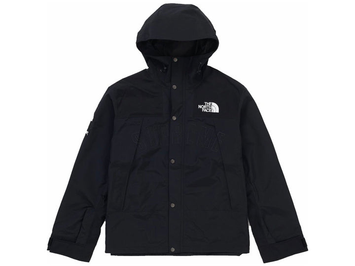 Supreme The North Face Arc Logo Mountain Jacket Black SS19