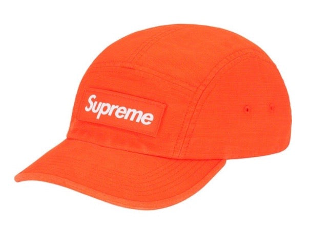 Supreme Military Camp Cap Orange FW20