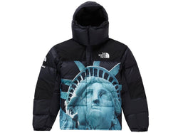 Supreme The North Face Statue of Liberty Baltoro Jacket Black FW19
