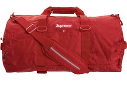 Supreme Duffle Bag SS19 Red