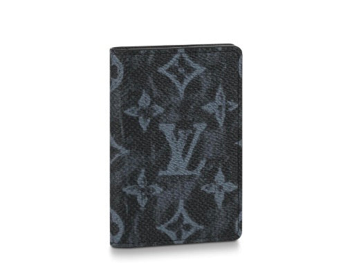 Louis Vuitton Pocket Organizer Pastel Noir