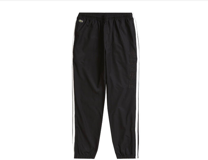 Supreme Lacoste Track Pant Black FW19