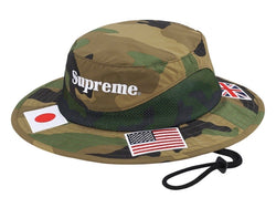Supreme Flags Boonie Camo SS20