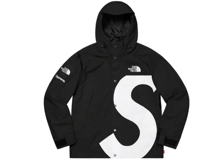 Supreme/ The North Face S Logo Mountain Jacket Black FW20