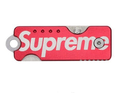 Supreme Quiet Carry Knife Red FW17
