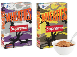 Supreme Wheaties Cereal SET SS21