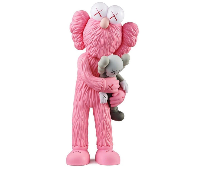 KAWS Take Figure (Pink)