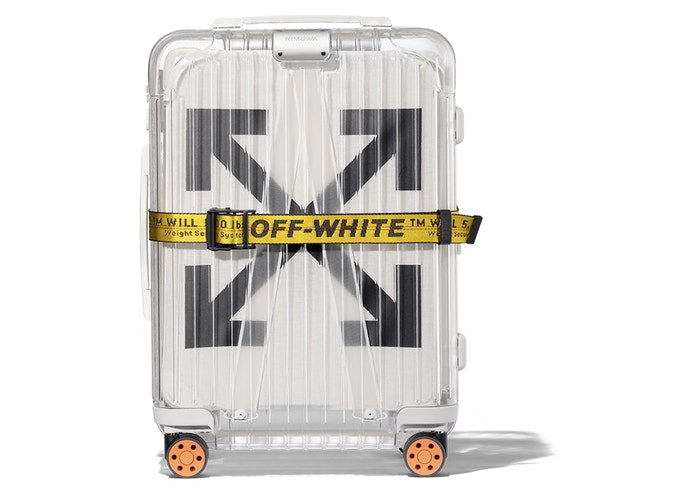OFF-White Rimowa See Through 36L White