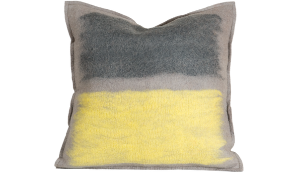 Stone Color Field Watson & Co Pillow