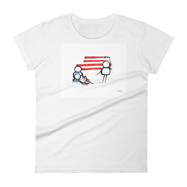 Flag - Women's short sleeve t-shirt