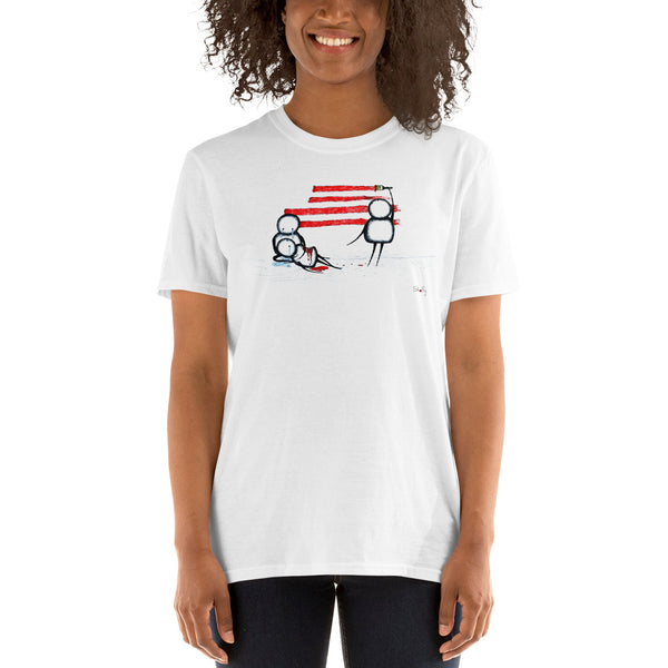 Flag - Short-Sleeve Unisex T-Shirt