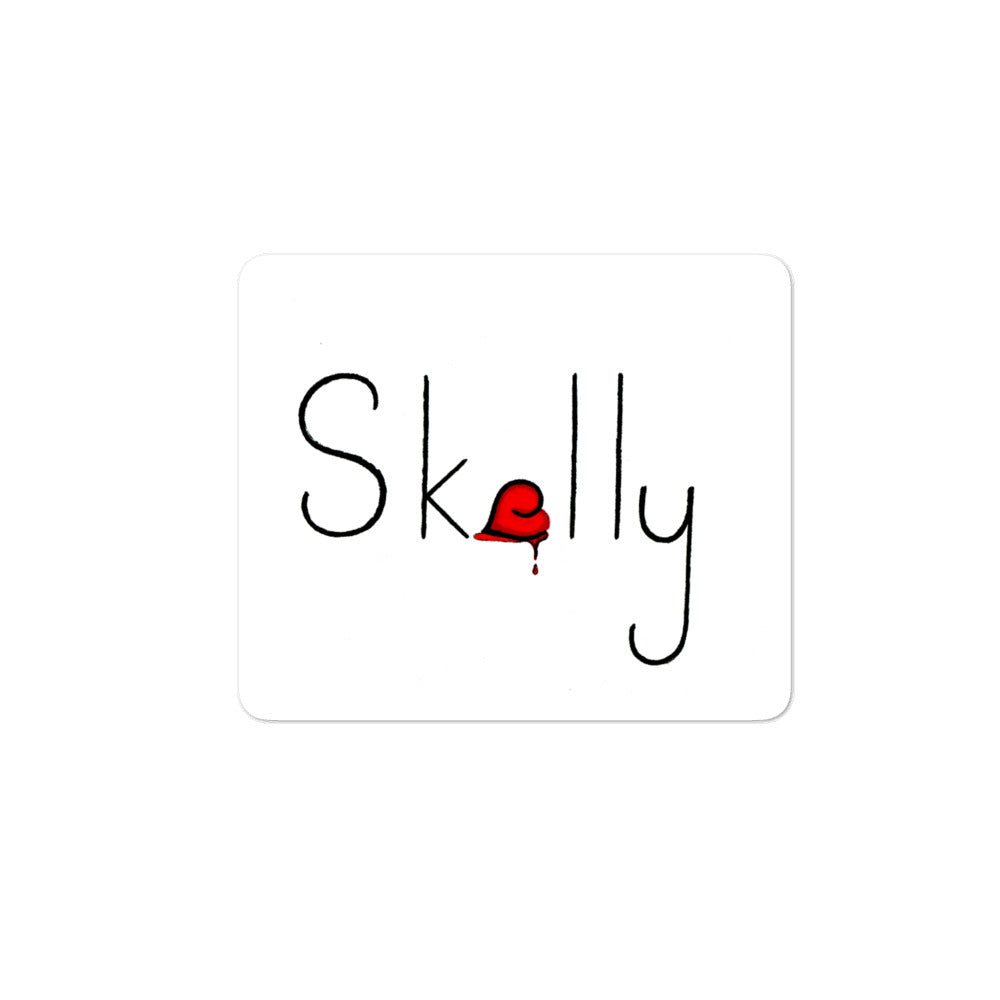 Skelly - Vinyl stickers