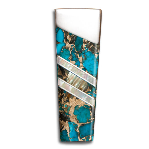 Gemstone Exotics Collection Money Clip