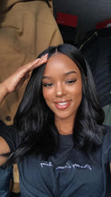 Load image into Gallery viewer, Body Wave Full Lace Wig Pre Plucked Hairline With Full Ends