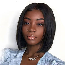Load image into Gallery viewer, Sassy Bob Full Lace Wig Pre Plucked Natural Hairline