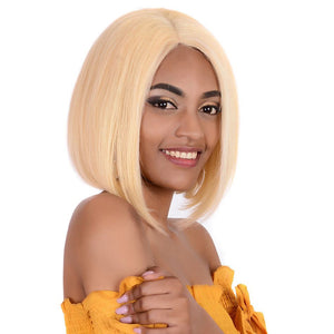 613 Bob Full Lace Wig Pre Plucked Hairline