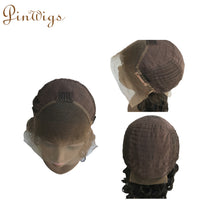 Load image into Gallery viewer, Cute Bob Wig 100% Virgin Hair Lace Front Wig
