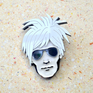 Andy Brooch by Monolama