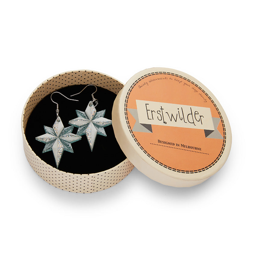 Starlight, Star Bright Earrings by Erstwilder