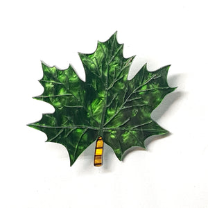 King of Our Forest Brooch by Erstwilder