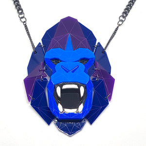 Gorilla Necklace (Kong) by Sstutter