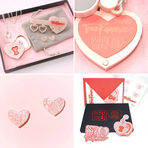 True Romance Locket Set by Sstutter