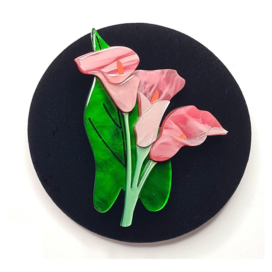 Beauty Blooms Brooch by Erstwilder