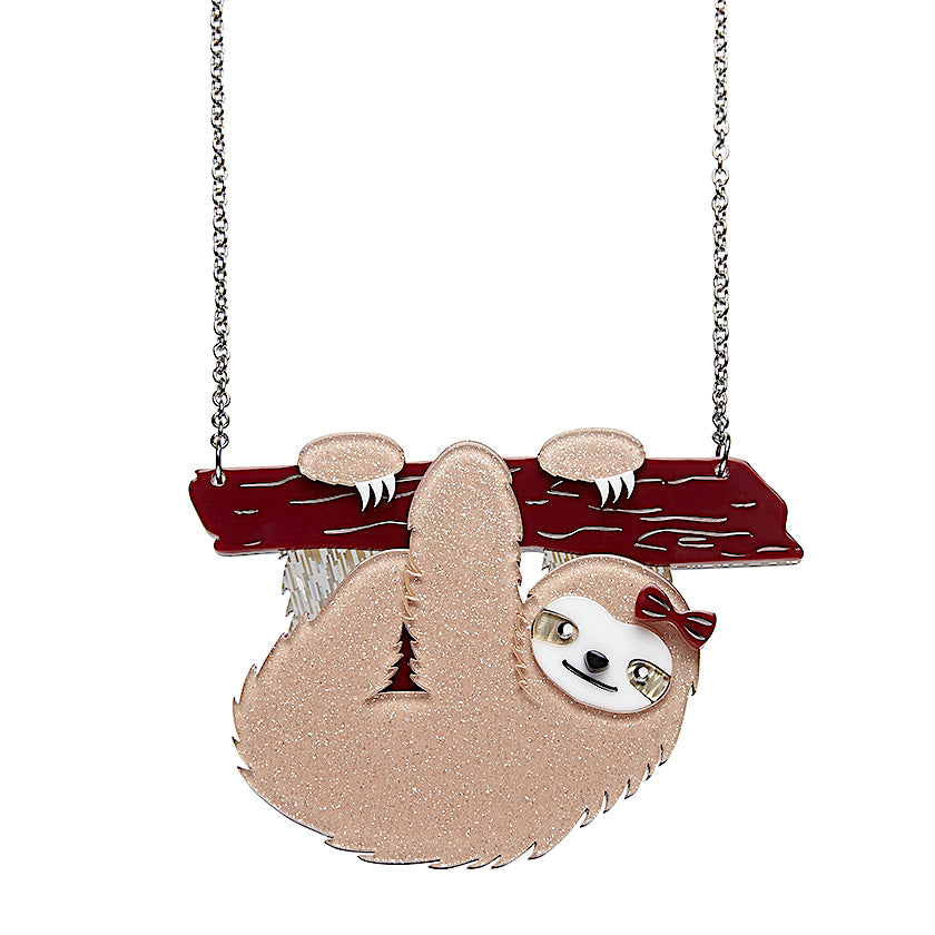Sybil Sloth Necklace Erstwilder