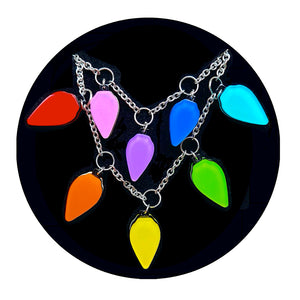 All of the Lights Necklace by Erstwilder