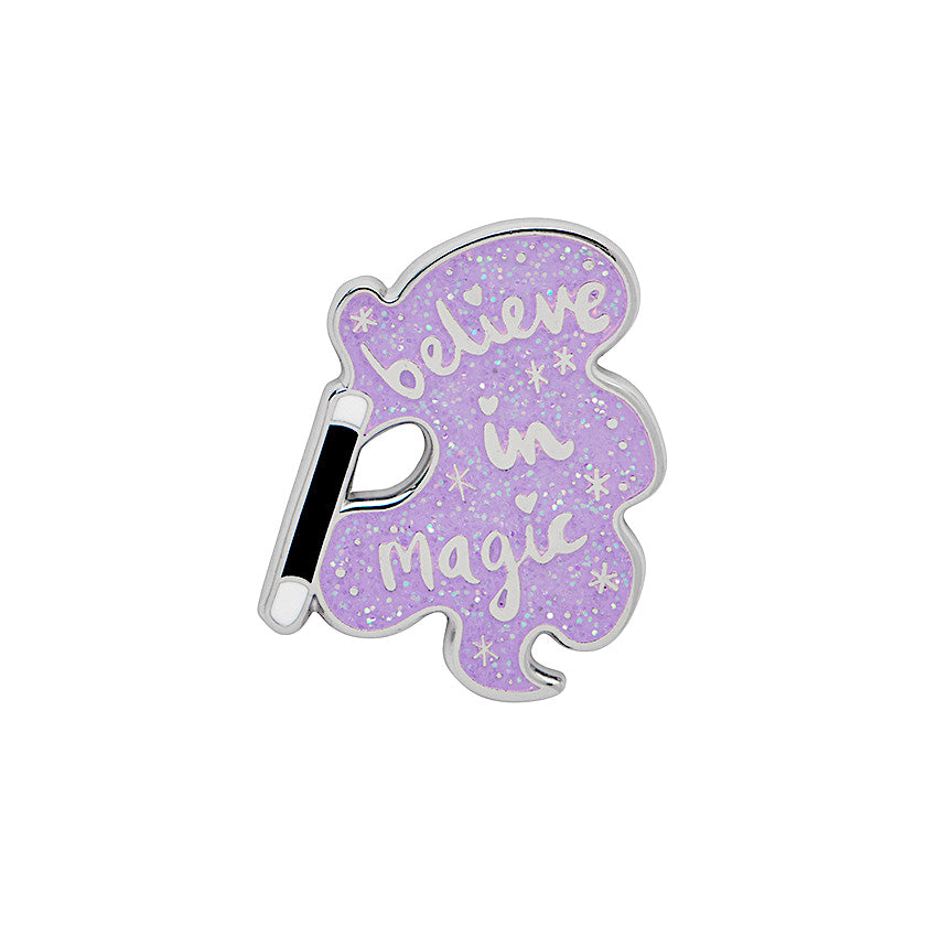 Believe in Magic Enamel Pin by Erstwilder