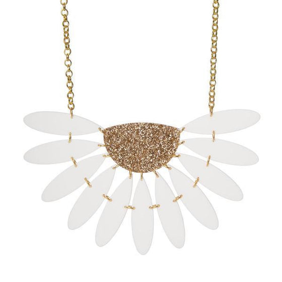 Daisy Necklace by Sugar and Vice