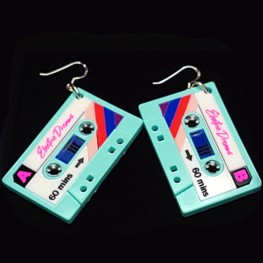 Electric Dreams Earrings- Reflex by Sstutter