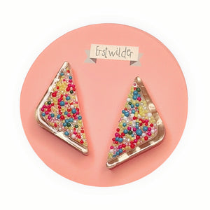 Fairy Bread Earrings by Erstwilder