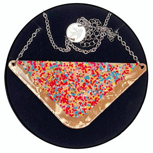 Fairy Bread Necklace by Erstwilder