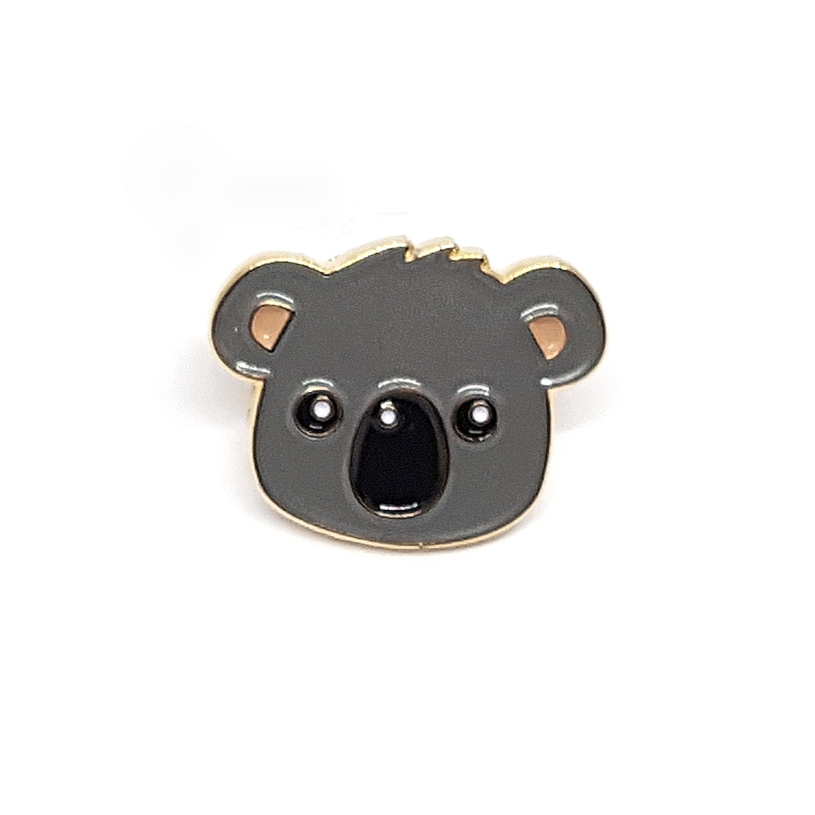 Koala Enamel Pin by Patch Press
