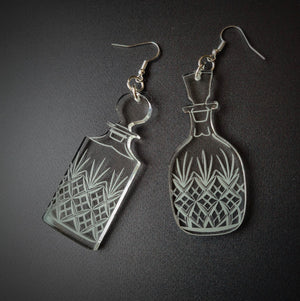 Decanter Earrings by Sugar and Vice