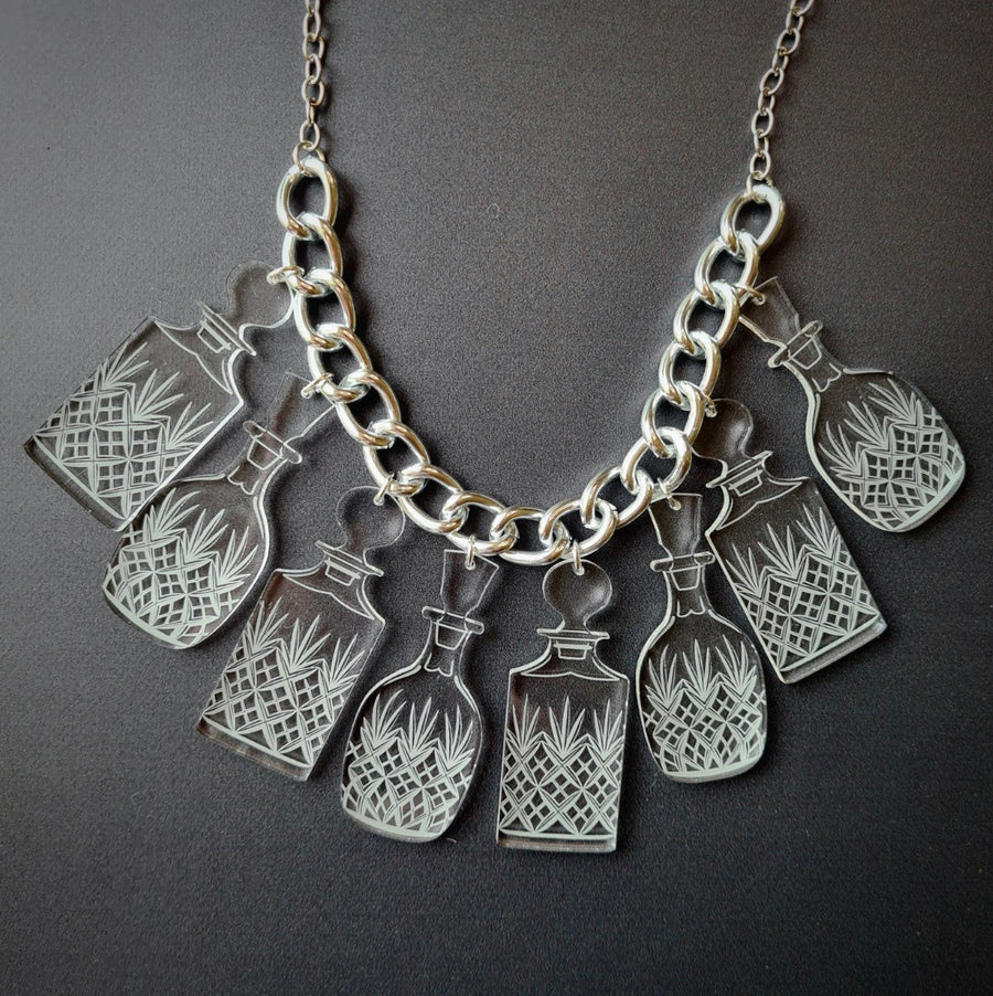 Decanter Necklace by Sugar and Vice