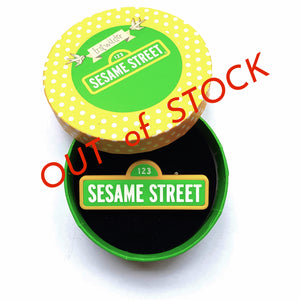 Bonus FREE Sesame Street Sign with your purchase of 3 or more Sesame Street designs