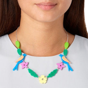 Woodland Bird Necklace by Little Moose