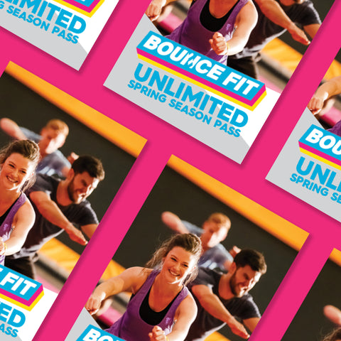 BOUNCE FIT Unlimited Spring Season Pass