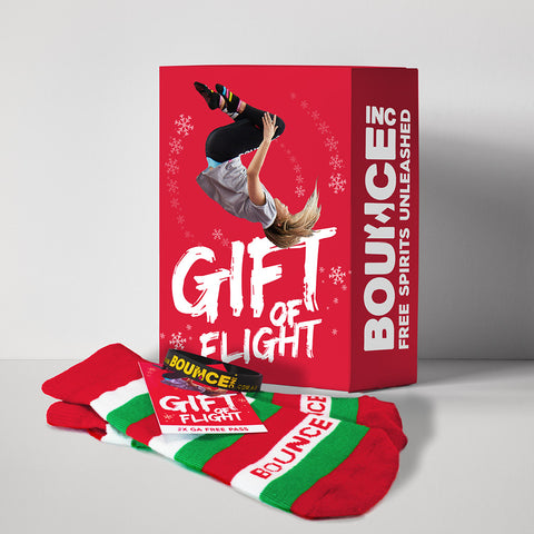 Gift of Flight Double Pass