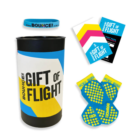 Gift of Flight - 5 Visit Pass